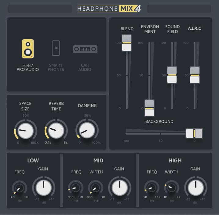 Headphone Mix 4