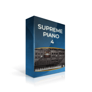 Supreme Piano 4 Ultimated Piano VST/AU Plugin