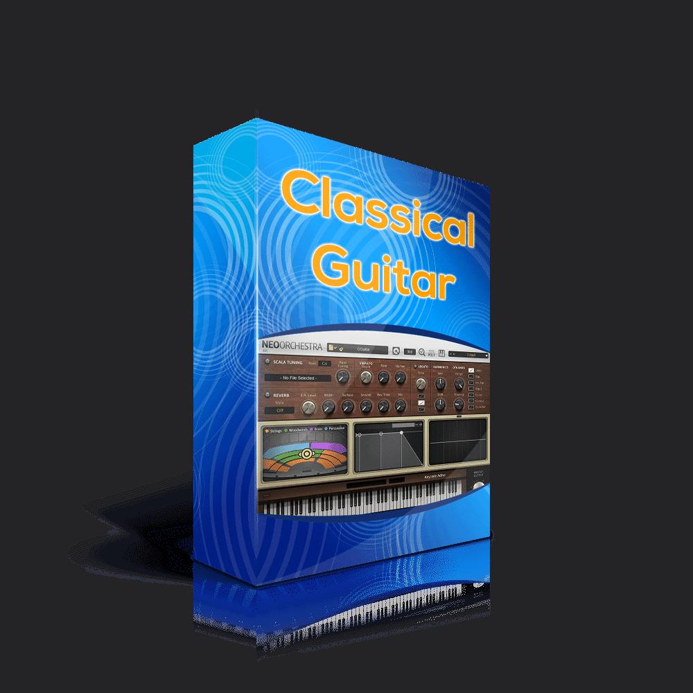 Classical Guitar Sample