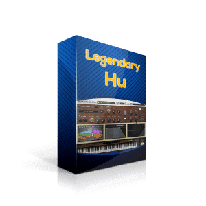Legendary Hu
